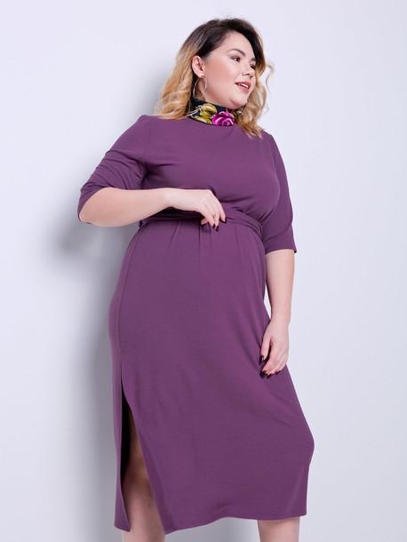 Карамель TRAND платье сирень