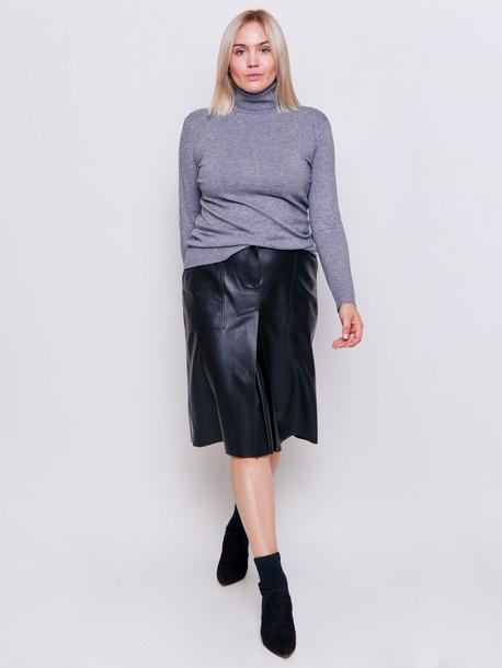 Тара юбка оникс