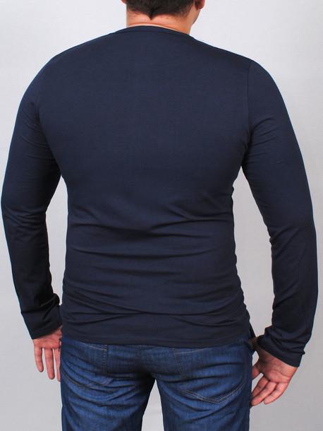 PARTY long футболка длинный рукав т.синий