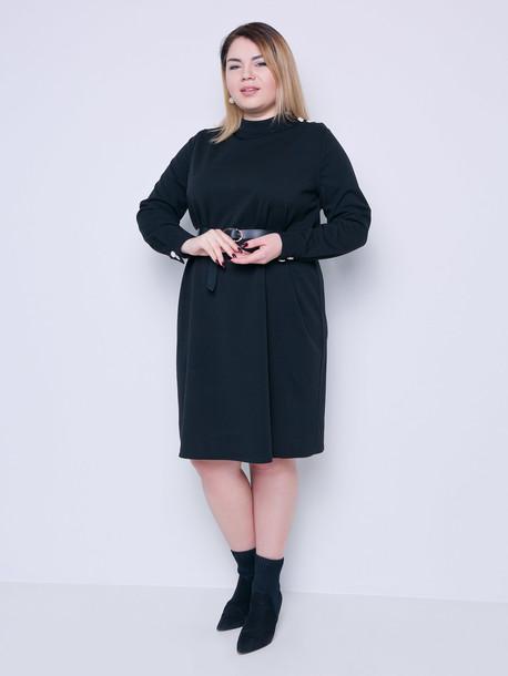 Майла платье оникс
