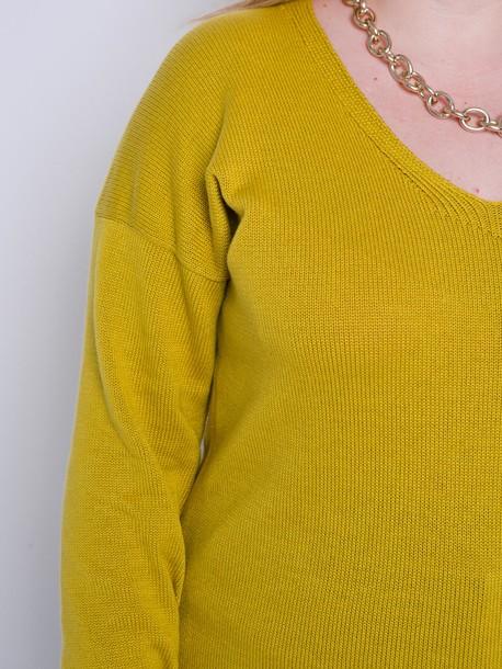 Ловель TRAND пуловер грушевый
