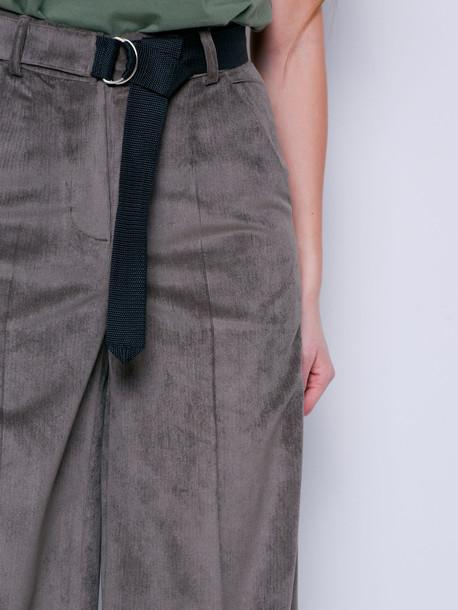 Винтаж вельвет брюки хаки