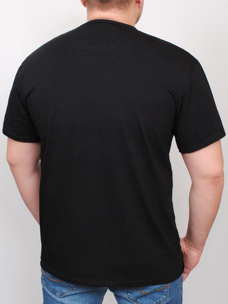 BIG SOPOT футболка черный