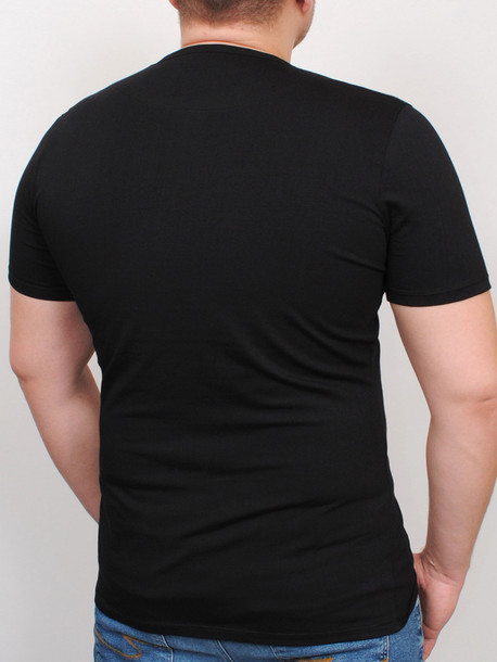 DNM футболка черный