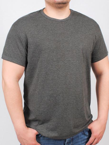 BIG BUZZ футболка антрацит
