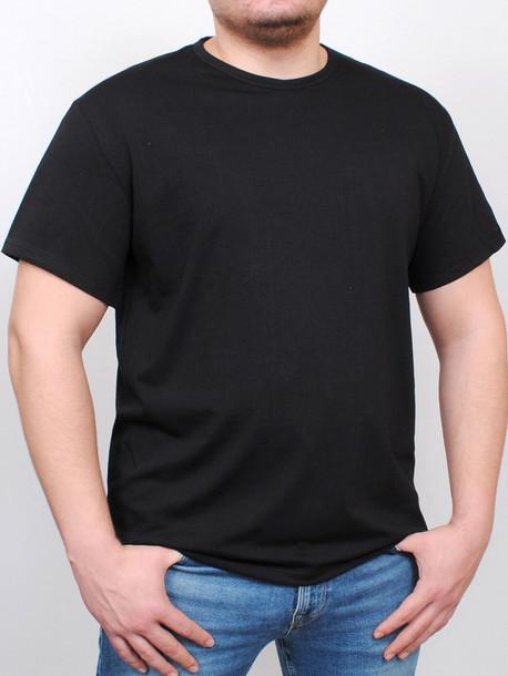 BIG BUZZ футболка черный