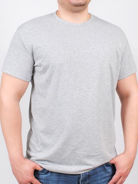 BIG BUZZ футболка меланж