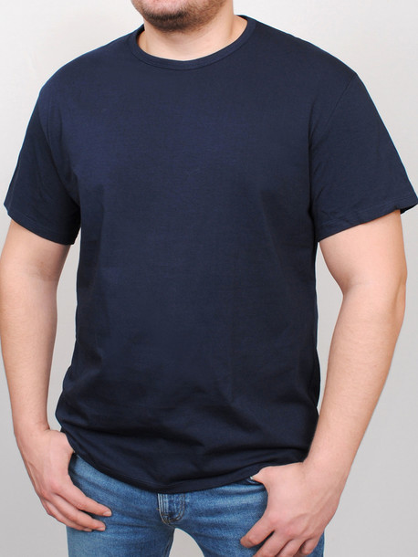 BIG BUZZ футболка т.синий