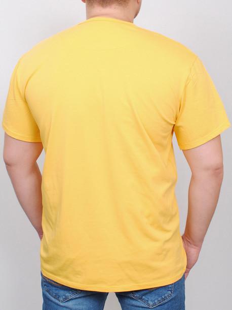 BIG PARTY футболка желтый