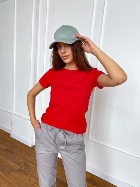 База GRAND футболка красный