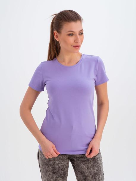База GRAND футболка лаванда