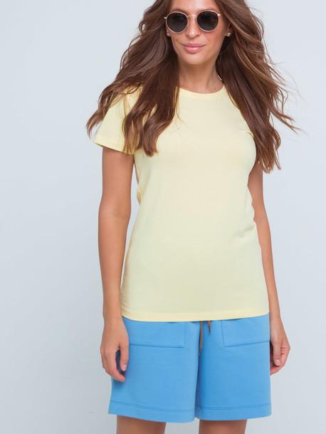 База GRAND футболка лимонный