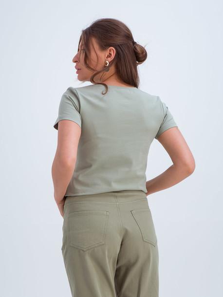База GRAND футболка оливковый