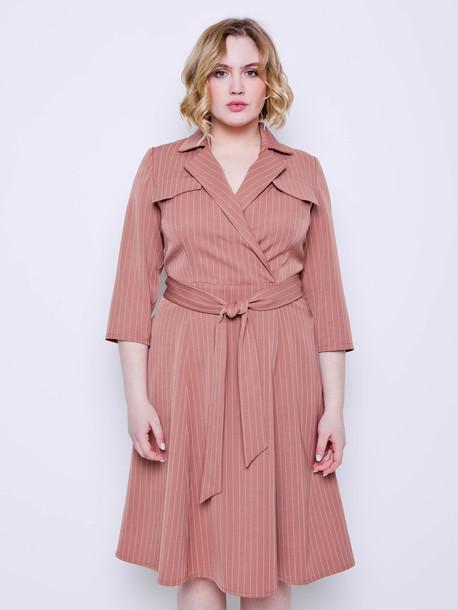 Тиффани TRAND платье ириска