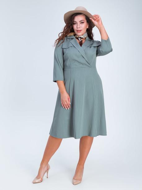 Тиффани TRAND платье нефрит