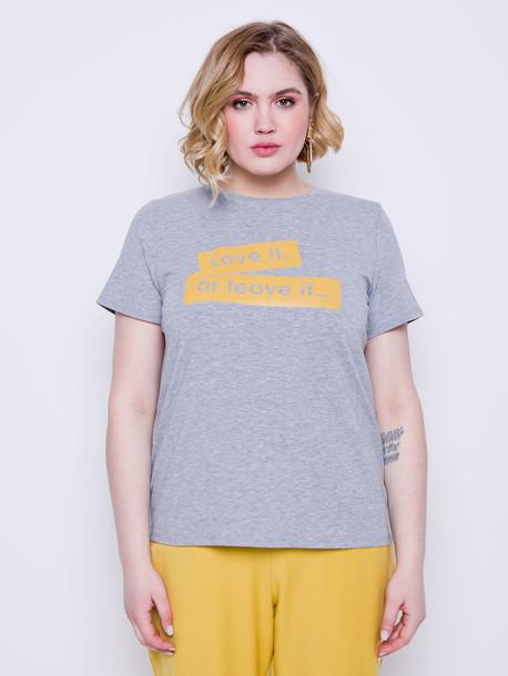 Выбор футболка TRAND кварц