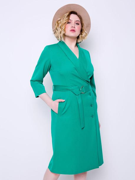 Эсма платье изумрудный