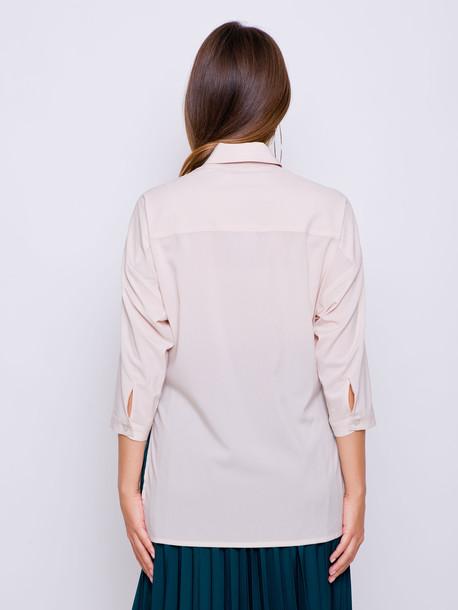 Саломея GRAND блуза какао