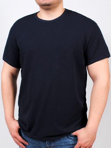 BIG LACOSTA футболка т.синий