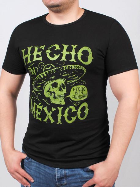 MEXICAN футболка черный