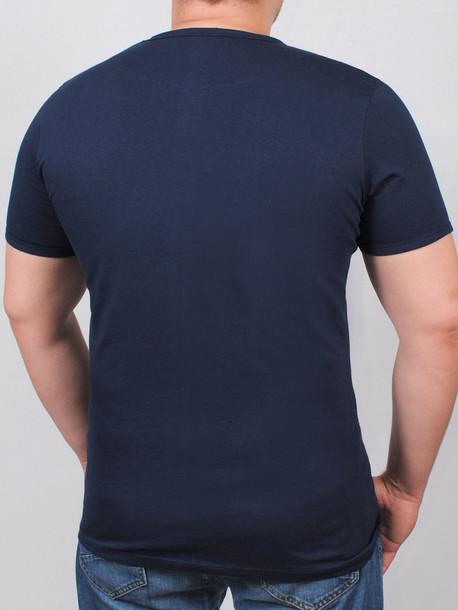 MEXICAN футболка т.синий