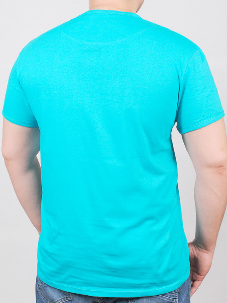 BIG MEXICAN футболка бирюза