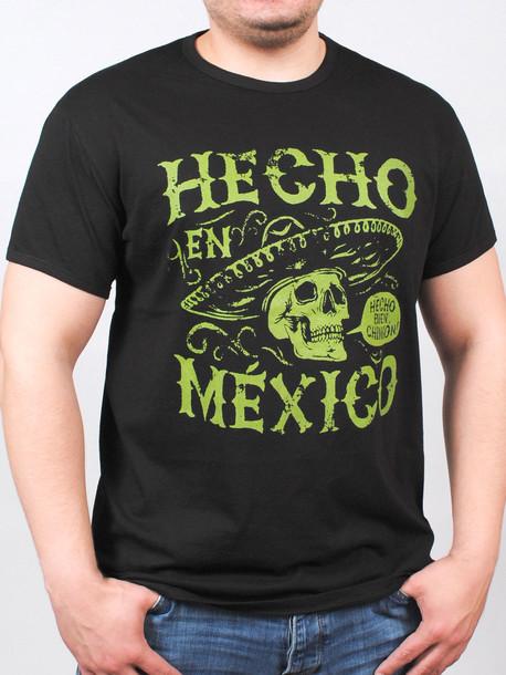 BIG MEXICAN футболка черный