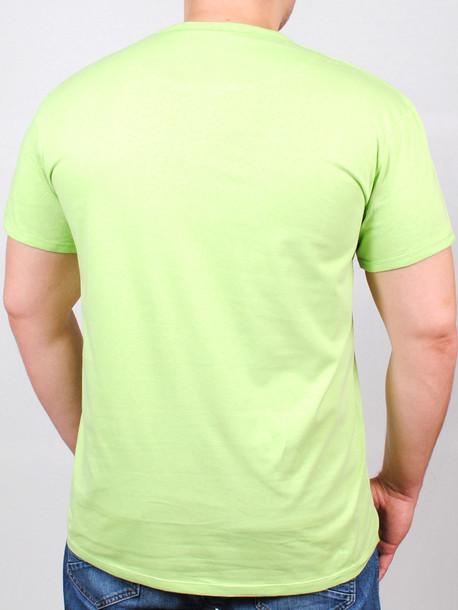 BIG MEXICAN футболка салатовый