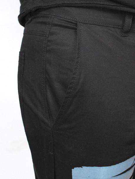 PARK шорты черный
