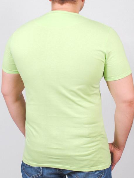 DENIMBROK футболка салатовый