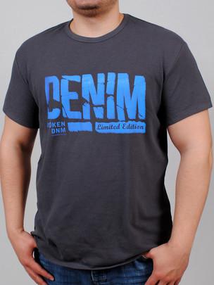BIGDENIMBROK футболка графит