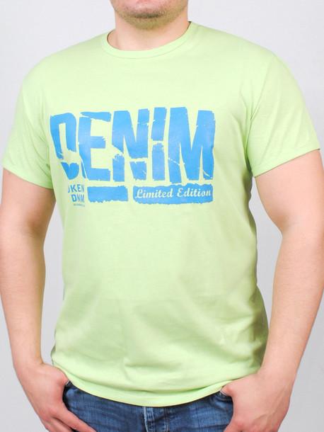 BIGDENIMBROK футболка салатовый