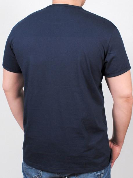 BIGDENIMBROK футболка т.синий