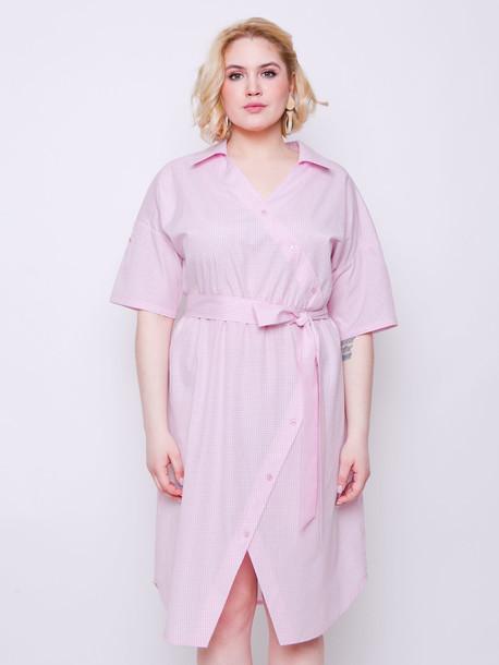 Ханна платье розовый