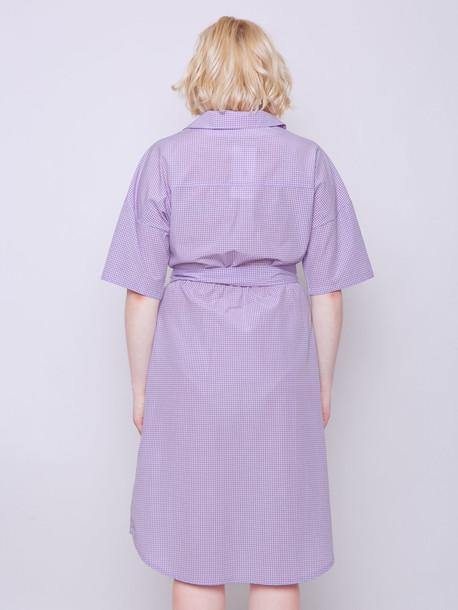 Ханна платье сиреневый