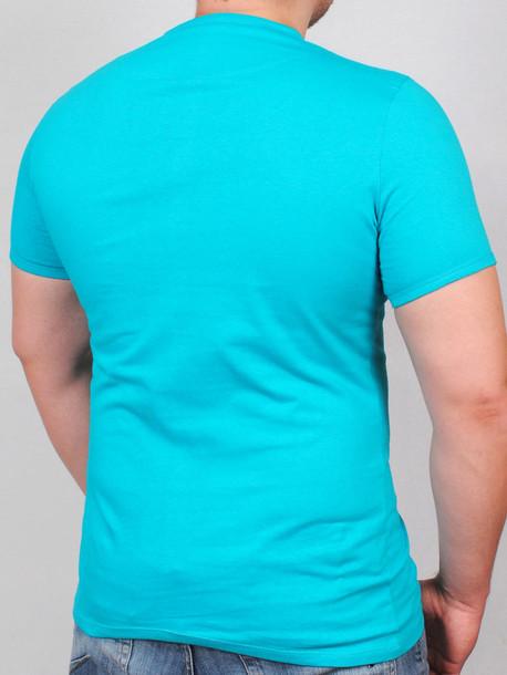 WEEKEND футболка бирюза