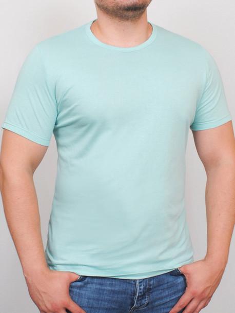 NEWTOWN футболка мятный