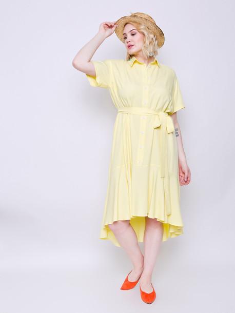 Мэделин платье кукурузка