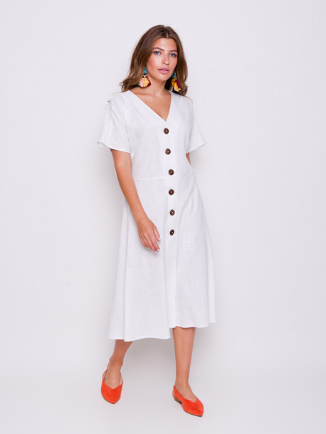 Бали платье пломбир
