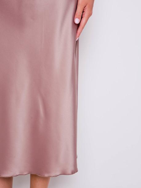 Армина GRAND платье мокко