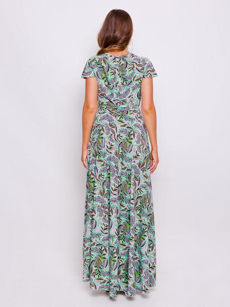 Алисия платье нефрит
