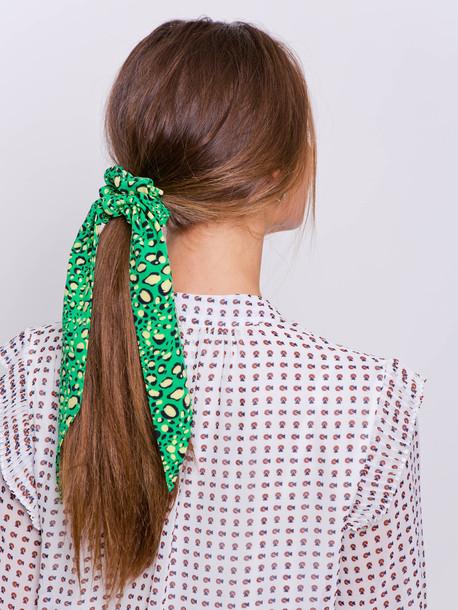 Фернанда резинка для волос травяной