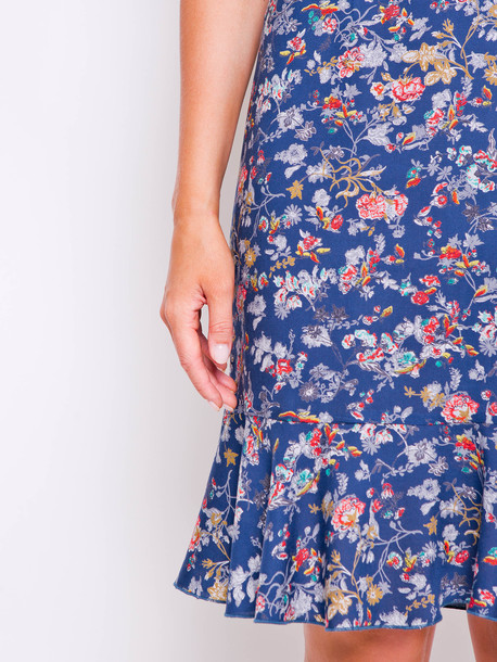 Ариэла платье сапфир