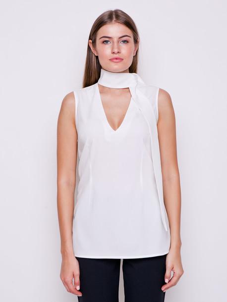 Наоми блуза молоко