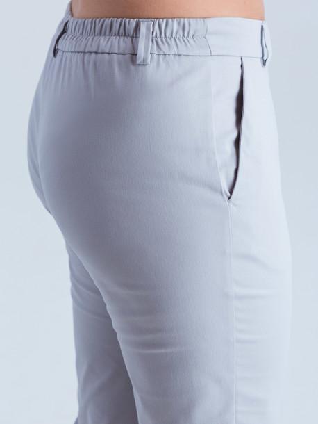 Кларк Trand брюки стальной