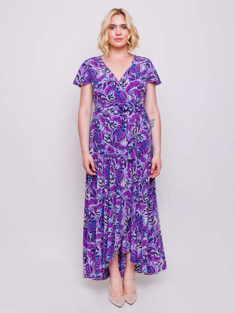 Алисия TRAND платье маджента
