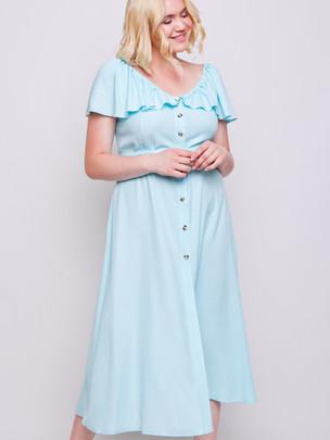 Адриана платье небесный