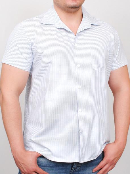 DORTMUND рубашка короткий рукав мелкая клетка