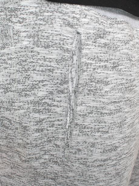 BIG JERSEY шорты меланж