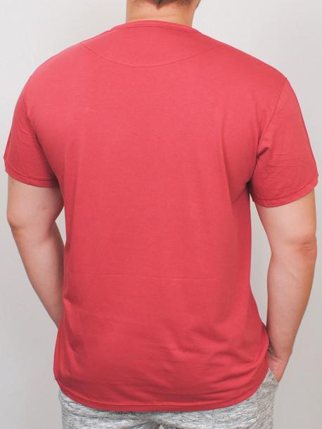 BIG HOUSE футболка терракот